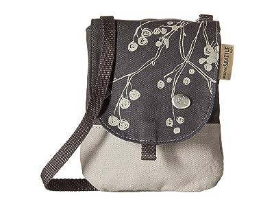 Haiku Sunrise Mini Crossbody (Rainier) Cross Body Handbags