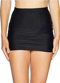 Calliope High-Waist Swim Skirt