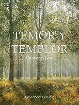 Temor y temblor (Spanish Edition)