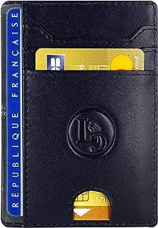 de Optexx ® RFID Passeport Housse De Protection Grille bleue