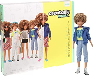 Best american doll curly hair Reviews