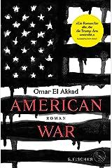 American War: Roman (German Edition) Kindle Edition