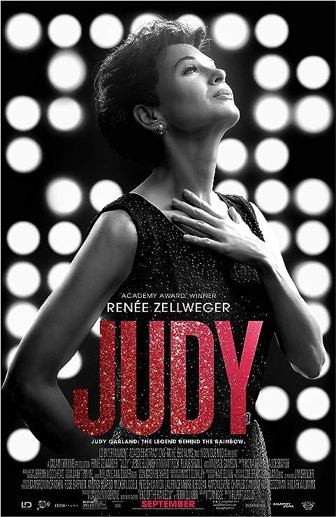 Amazon.com: Judy Movie Poster Print Photo Wall Art Renée Zellweger Judy  Garland Size 27x40#1 : Home & Kitchen