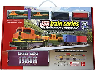 Best bnsf toy train sets Reviews