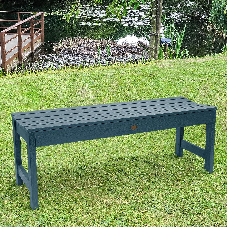 Federal Blue 4 Feet highwood AD-BENN2-FBE Lehigh Backless Bench