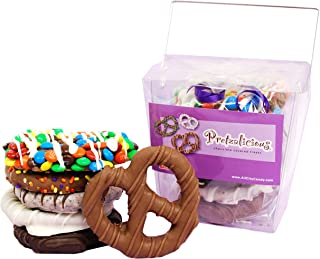 Twisted Six Gourmet Chocolate Covered Pretzels