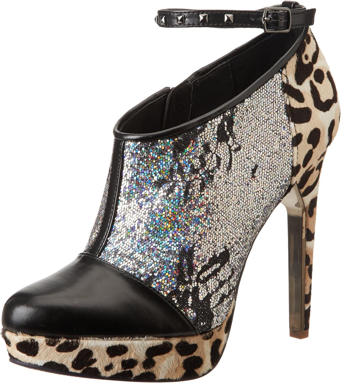 Rachel Rachel Roy Kadirah Womens US Size 6 Silver Booties shoes