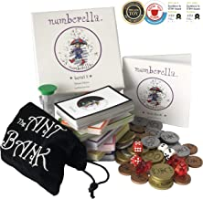 Numberella Deluxe Level 2; Educational STEM Math Game, Children 8-14; Advanced Gamification Pedagogy; Curriculum Based; fo...