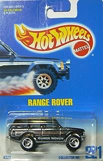 Hot Wheels Range Rover #221