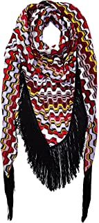 PINKO 女式 1G202X-5762/HY3 圍巾,多種,均碼