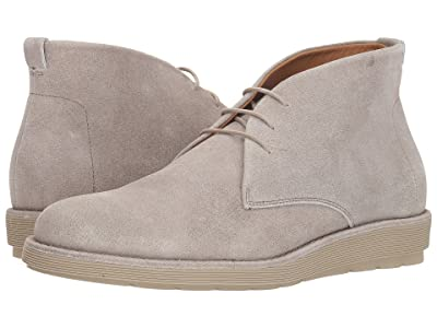 Vince Walden (Light Flint Strauss Fillo Solid Suede) Men