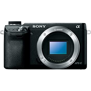 Sony NEX-6/B Mirrorless Digital Camera with 3-Inch LED - Body Only (Black)