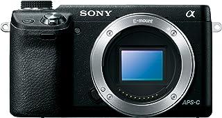 Sony NEX-6/B Mirrorless Digital Camera with 3-Inch LED - Body Only (Black)