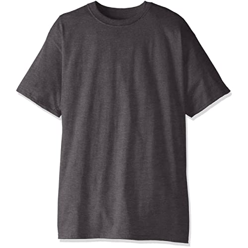 Hanes Men s Size Tall Short-Sleeve Beefy T-Shirt (Pack of Two) 533a6bcd0