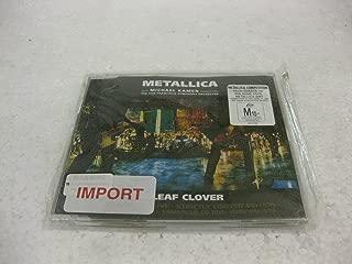 Metallica No Leaf Clover Gold Disc