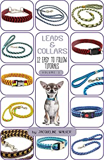 Leads Collars tutorials Paracord projects ebook