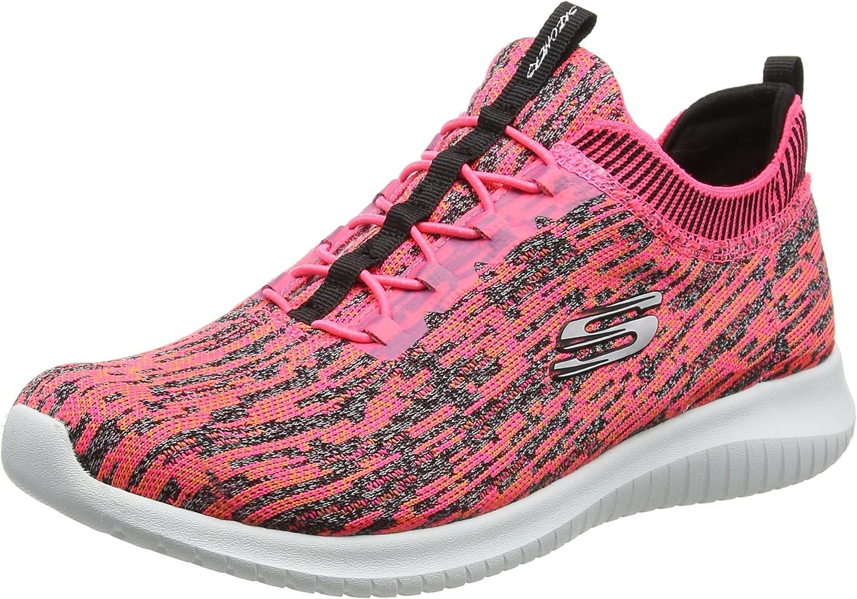Skechers Women's Ultra Flex - Bright Horizon Sneakers