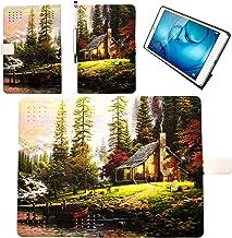 Tablet Cover Case for Zte Optik V55 Case Home