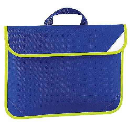 de05f812e838 Quadra Enhanced-Vis Book Bag - 4 Litres