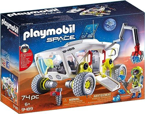 Playmobil - Véhicule de Reconnaissance Spatiale - 9489