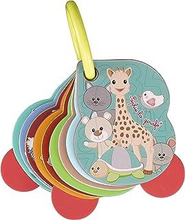 Sophie giraff imagier numéro' golo leksak knäfilt