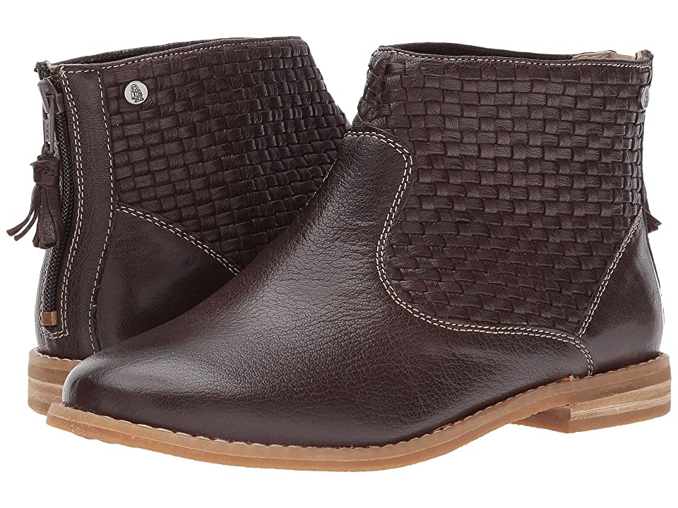 Hush Puppies Adee Chardon (Brown Leather) Women
