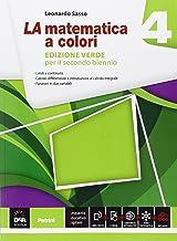 Scaricare Libri La matematica a colori. Ediz. verde. Per le Scuole superiori. Con e-book. Con espansione online: 4 PDF