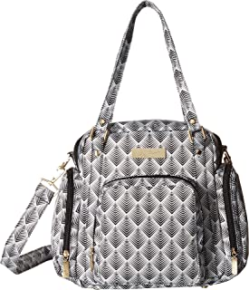 JuJuBe Be Supplied Travel Breast Pump Messenger/Tote Bag, Legacy Collection - The Cleopatra