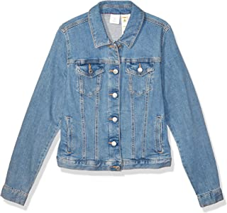 Women's Adaptive Jean Jacket with Magnetic Buttons