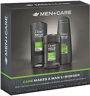 Dove Men+Care Hygiene Kit, Extra Fresh 3 ct