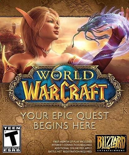 World of Warcraft (Battle Chest Box) - PC/Mac [Digital Code] [Online Game Code]