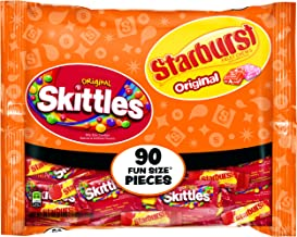 Skittles Christmas Candy Fun Size Variety Mix