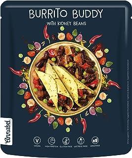 comprar comparacion Annabel - Burrito rico - Comida vegana con sabor mexicano 100% natural - 5 paquetes de 500 g