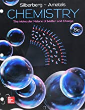 ND Purdue University West Lafayette Loose Leaf for Chemistry: The Molecular Nature of Matter and Change with Connect Access Card