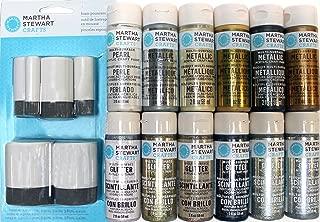 martha stewart glitter paint