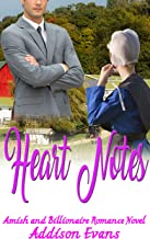 Heart Notes: Amish and Billionaire Romance Novel (English Edition)