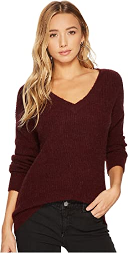 BB Dakota - Corley Fuzzy Knit Sweater