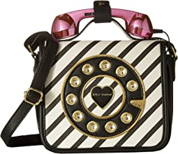 Betsey Johnson - Calling All Girlfriends Mini Phone Crossbody