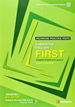 RICHMOND FCE PRACTICE TESTS SB WITH ANSWERS + Code NEW EDITION (Exams) - 9788466820257