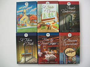 Mystery and the Minister's Wife Series (Set of 6) Through the Fire; A State of Grace; Angel Undercover; A Token of Truth; How the Heart Runs; A Thousand Generations
