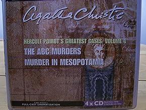 Hercule Poirot's greatest cases Volume 4, The ABC mysteries Murder in Mesopotamia