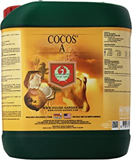 House & Garden HGCOA05L Coco Nutrient A Fertilizer, 5 L