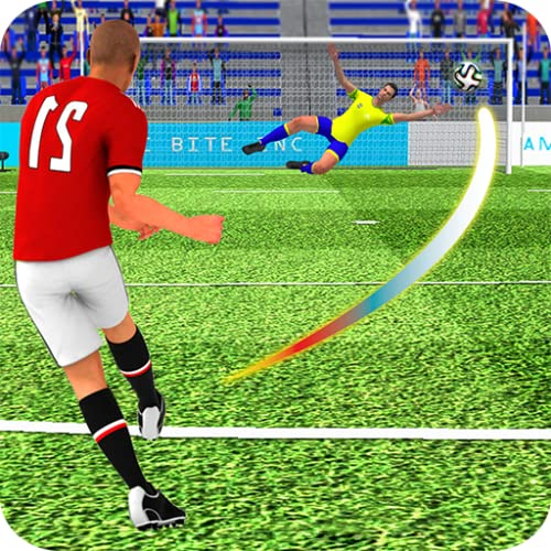 Flick Football: FreeKick Fußballspiele 2019