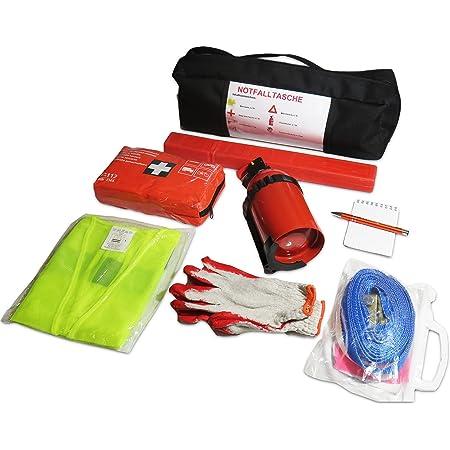 Ejp Bag Praktisches Erste Hilfe Set Notfall Set Kofferraumtasche Passend Für Golf Sportsvan Auto