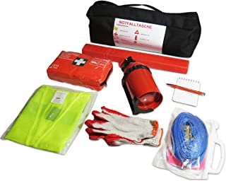 Schutzh/ülle f/ür Ihren Autositz Passend f/ür Discovery Sport EJP-Bag Gesteppte Kindersitzunterlage Schonauflage f/ür die Autositze