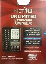 Samsung SCH-R451ZKGTRF R451C CDMA TracFone Net10 Prepaid Mobile Phone -