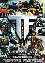 Transformers: Trilogy (Transformers / Transformers: Revenge of the Fallen / Transformers: Dark of the Moon)