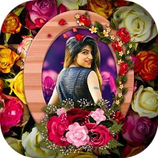 Flower Photo Frames - Flower Photo Editor