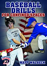 Matt Walbeck: Baseball Drills for Confined Spaces (DVD)