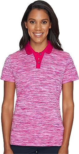 PUMA Golf - Tuck Stitch Polo